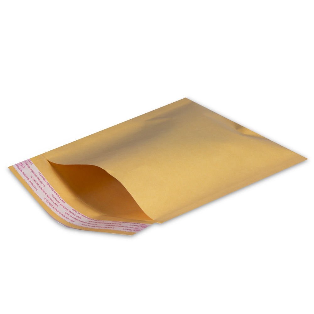 Self-seal Kraft Mailer