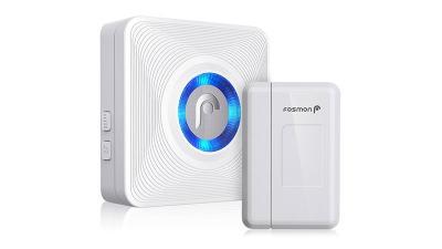 Fosmon WaveLink Wireless Doorbell, Chime System, Enhance Home Security