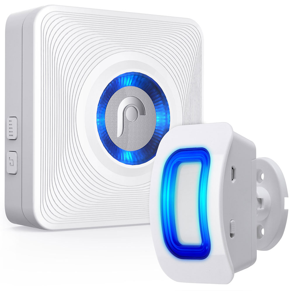 WaveLink Wireless Motion Doorbell Alert Sensor