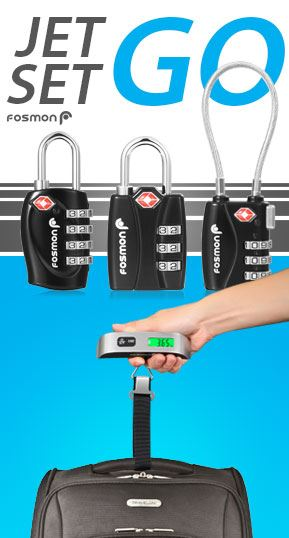 Fosmon-Luggage-Locks